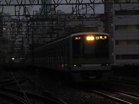 区間急行 調布行き 都営10-300形390F
