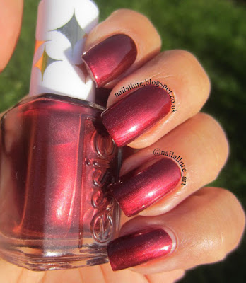 Essie Retro Revival Life of the Party Swatch & Review
