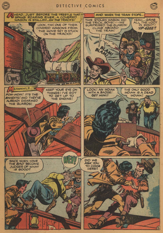 Read online Detective Comics (1937) comic -  Issue #152 - 43