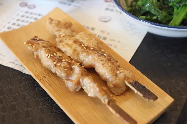 台南 鼎富發 豬油拌飯