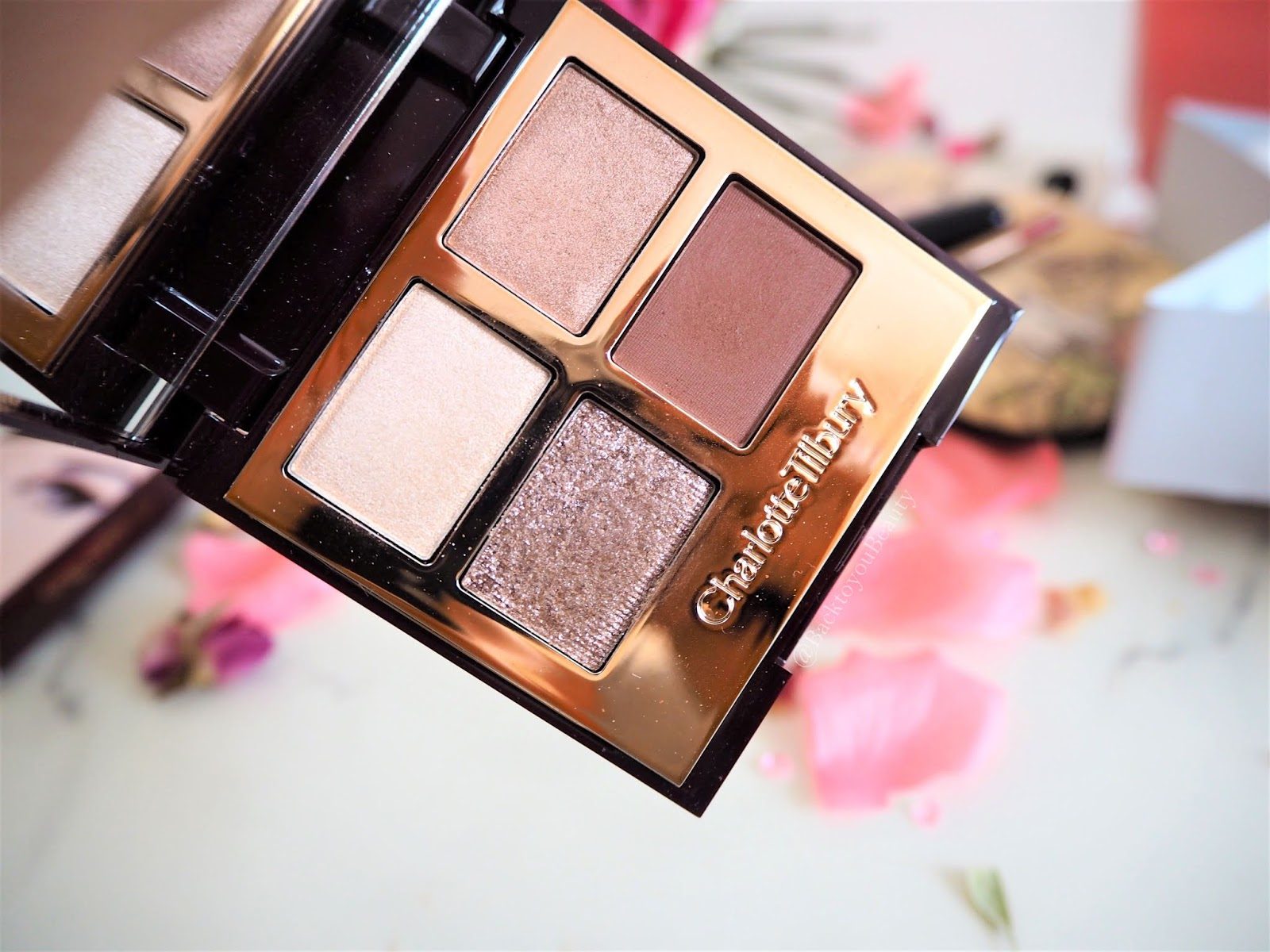 Charlotte Tilbury Bigger Brighter Eyes Filter Quad