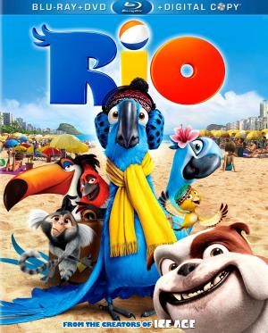 Download FIlm Rio (2011) BluRay 720p 650MB Subtitle Indonesia