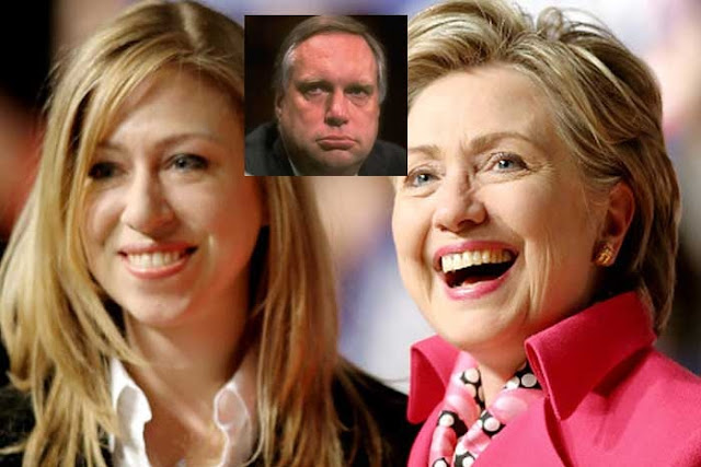 Scandal: Chelsea Clinton Isn't Bill Clinton's Daughter - Political Insider says