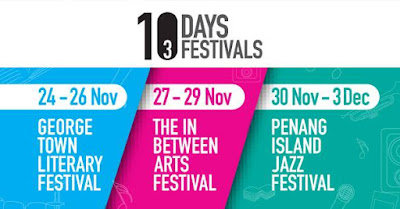 10 Days 3 Festivals in Penang Uber Promo Code