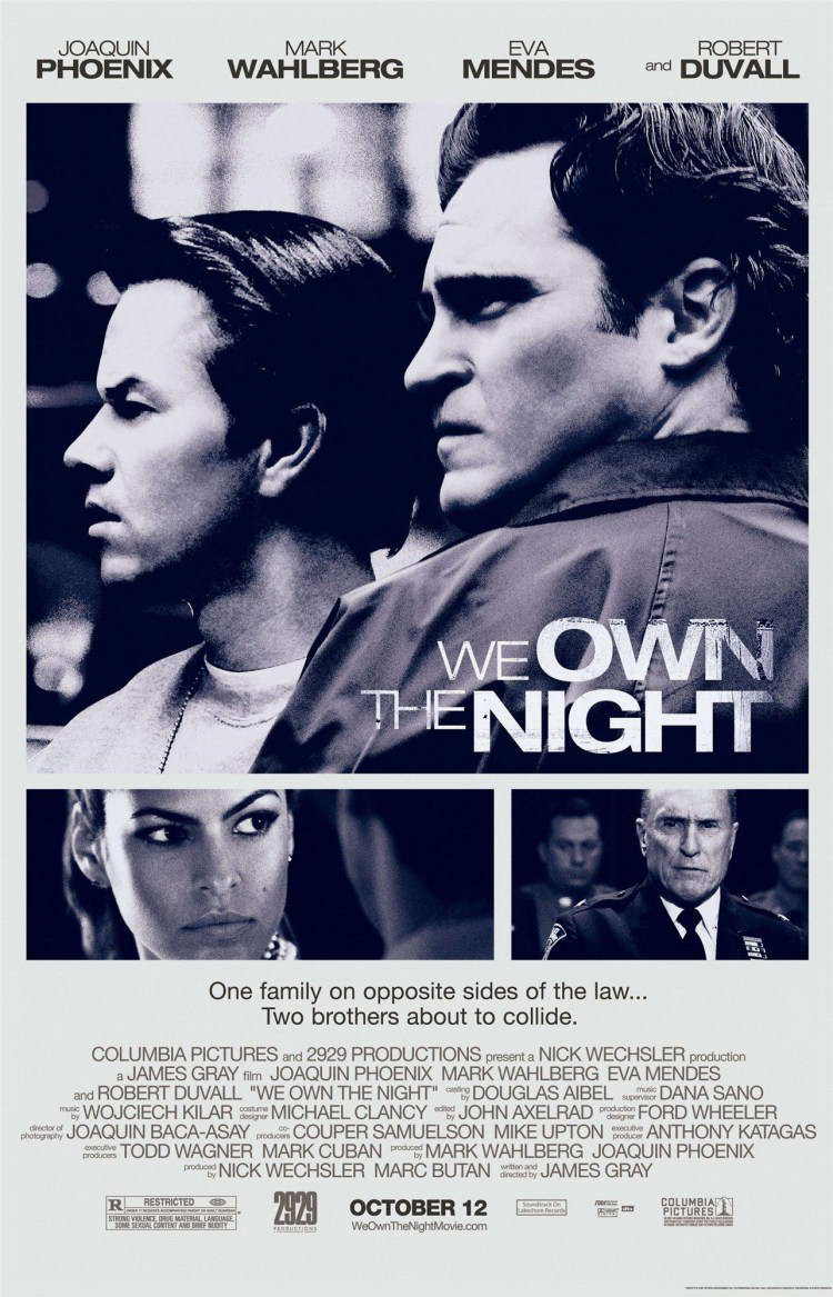 We own the night eva mendes