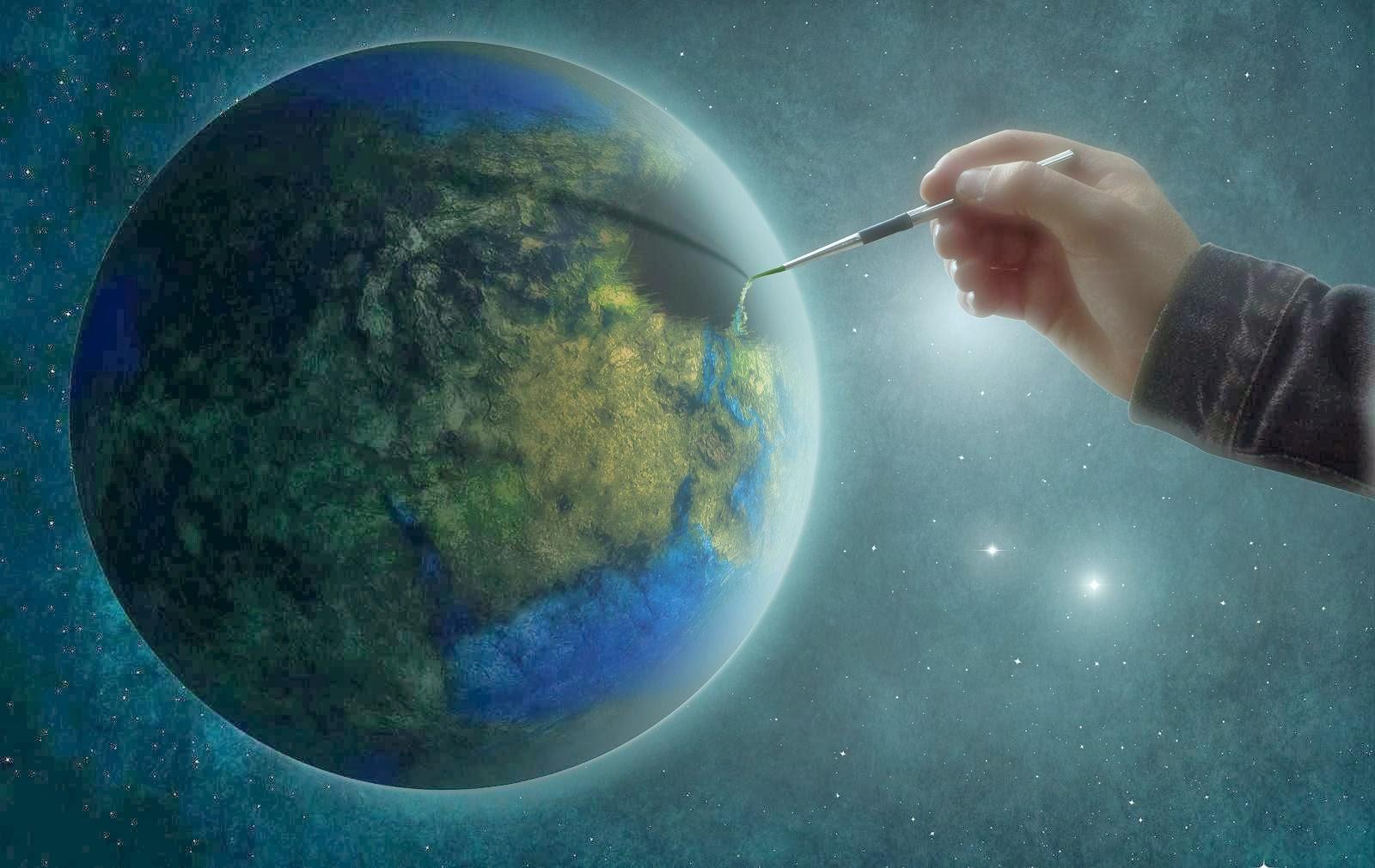Създаване на Нов Свят