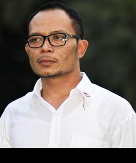 Gambar Menteri Ketenagakerjaan Hanif Dhakiri