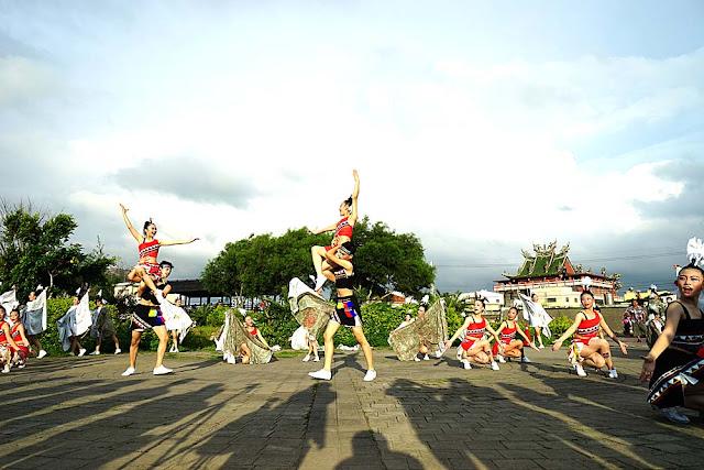 DSC02265 - 熱血採訪│2016首屆台中國際踩舞祭超夯登場,文華高中快閃高美濕地