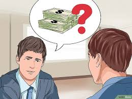 negociando salários