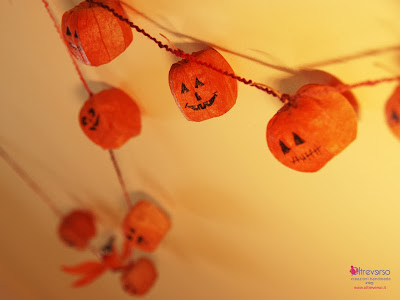 decorazione di halloween