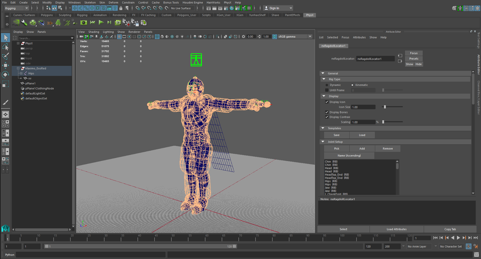 Break Project: NVIDIA Physx Clothing in UE4 (apex clothing