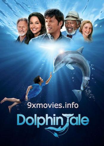 Dolphin Tale 2011 Dual Audio Hindi 720p BluRay 850mb