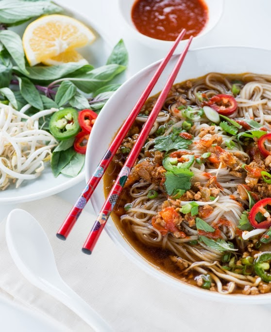 justthefood com   the blog: Fee Fi Faux Pho! Fusion Food in the