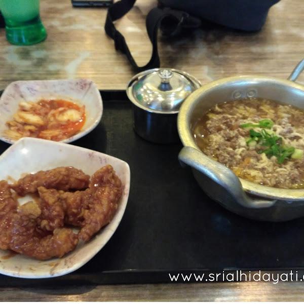 Mujigae Resto, Casual Korean Food Selalu di Hati