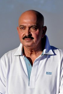 Rakesh Roshan. Director of Krrish 3