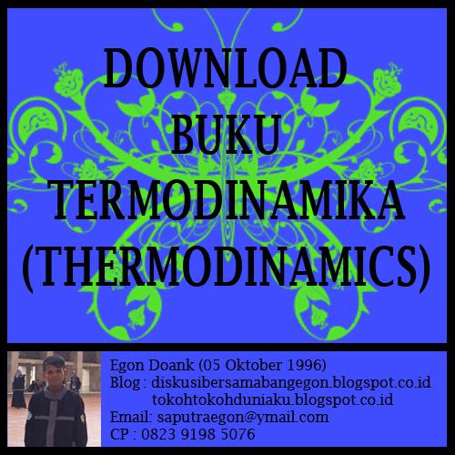 Buku Termodinamika Pdf