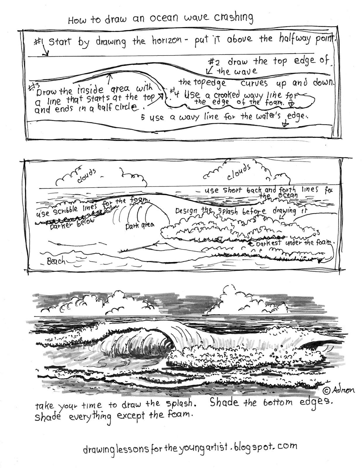 Ocean Worksheet Middle School