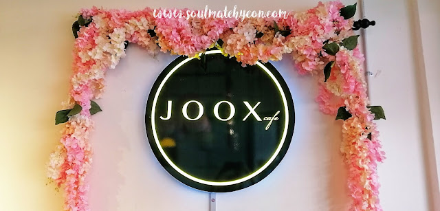 Grand Opening of JOOX Cafe, Plaza 333