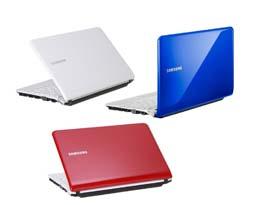 Harga Netbook Samsung NC108 Warna Putih Merah Biru