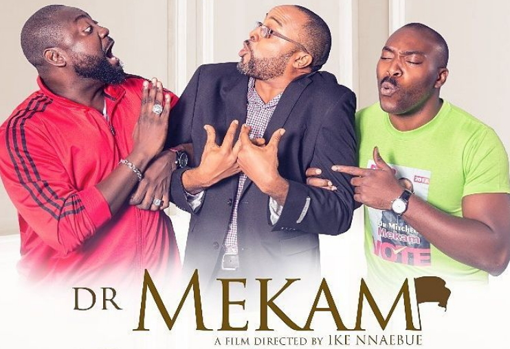dr mekam nollywood movie