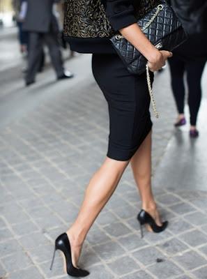 5 razões para ter um scarpin preto