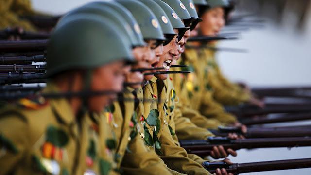"""Ministro norcoreano: """"La situación en la península coreana está fuera de control"""""""