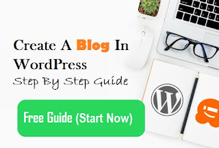 Start A WordPress Blog Step By Step Guide