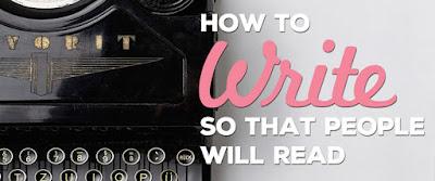 Tips Menulis Konten Website: 11 Golden Rules