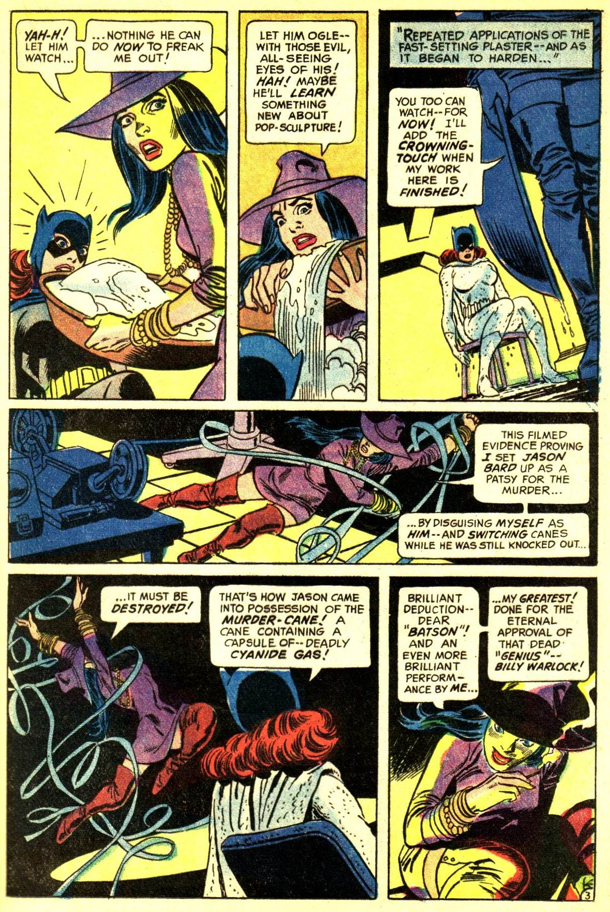 Detective Comics (1937) 405 Page 20