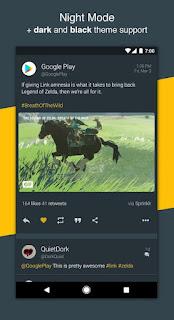Talon for Twitter Plus v7.2.6 build 2045 Full APKTalon for Twitter Plus v7.2.6 build 2045 Full APK