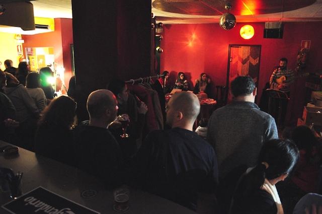 Bar GONG em Valência