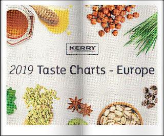 pareri previziuni gusturi si arome culinare tendinte 2019