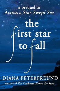 http://www.goodreads.com/book/show/17936738-the-first-star-to-fall