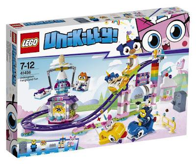 LEGO Unikitty 41456 Feria del Unirreino  Producto Oficial 2018 | Piezas: 515 | Edad: 7-12 años  COMPRAR ESTE JUGUETE