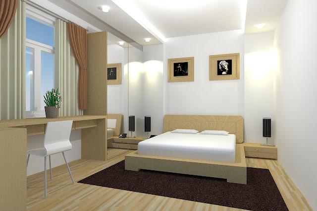 Trang trí phòng ngủ hợp phong thủy 1