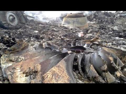 Konspirasi Dibalik Jatuhnya Malaysia Airlines MH-17