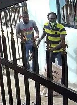 Offa Robbery Suspect Nabbed After Sneaking Into A Hotel