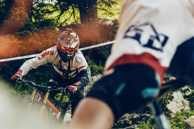 2016 Lenzerheid UCI World Cup Downhill: Claudio Caluori's Track Preview