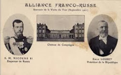 ALLIANCE  FRANCO RUSSE