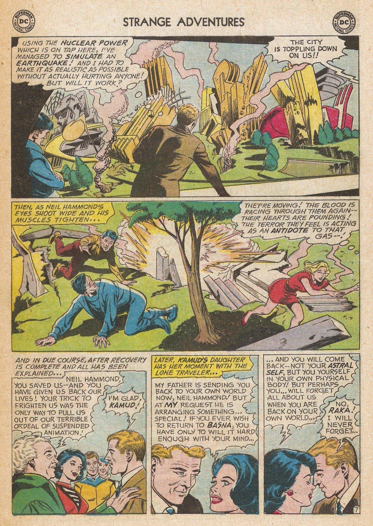 Strange Adventures (1950) issue 139 - Page 21