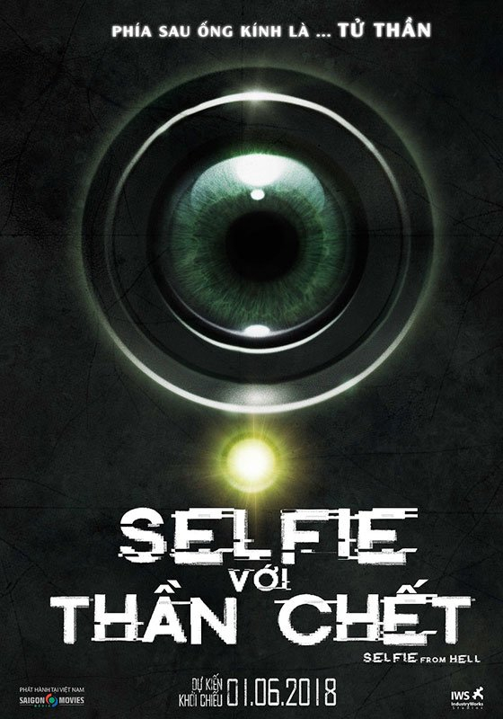 Selfie Với Thần Chết - Selfie from Hell (2018)