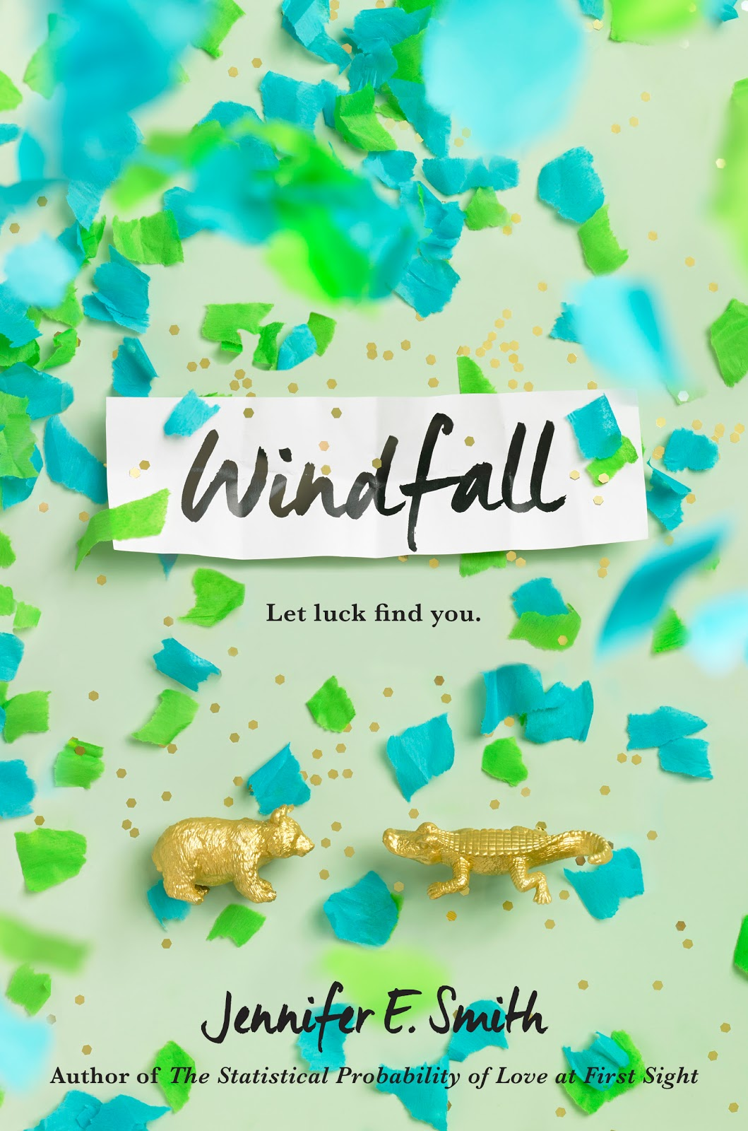 Windfall (Jennifer E. Smith)