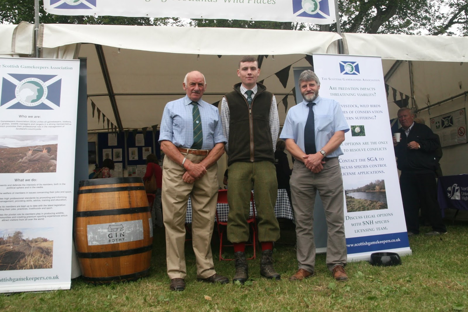 Scottish Gamekeepers Association News Nominate Now For