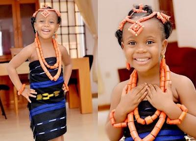 Igbo female kid