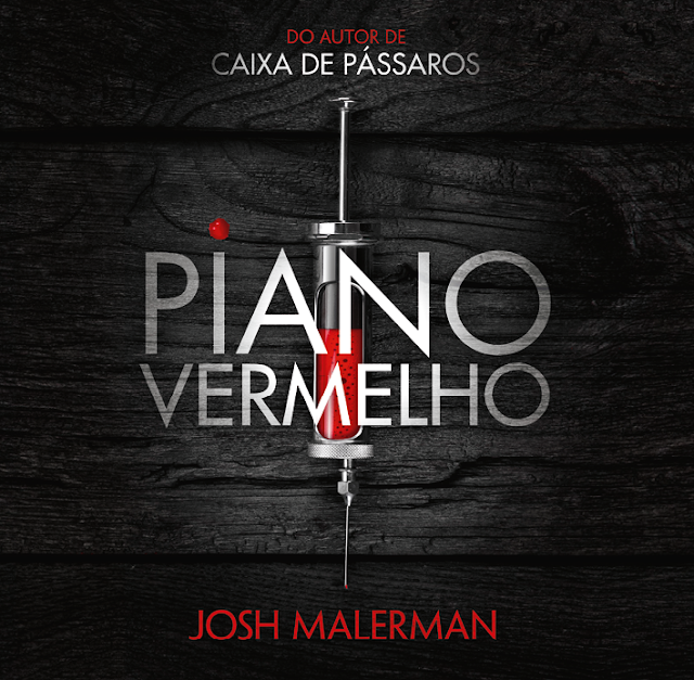 Piano Vermelho de Josh Malerman (autor de Caixa de Pássaros) na @Intrinseca