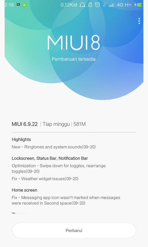 ROM] MIUI 8 FOR OPPO JOY PLUS R1011 - ID Custom