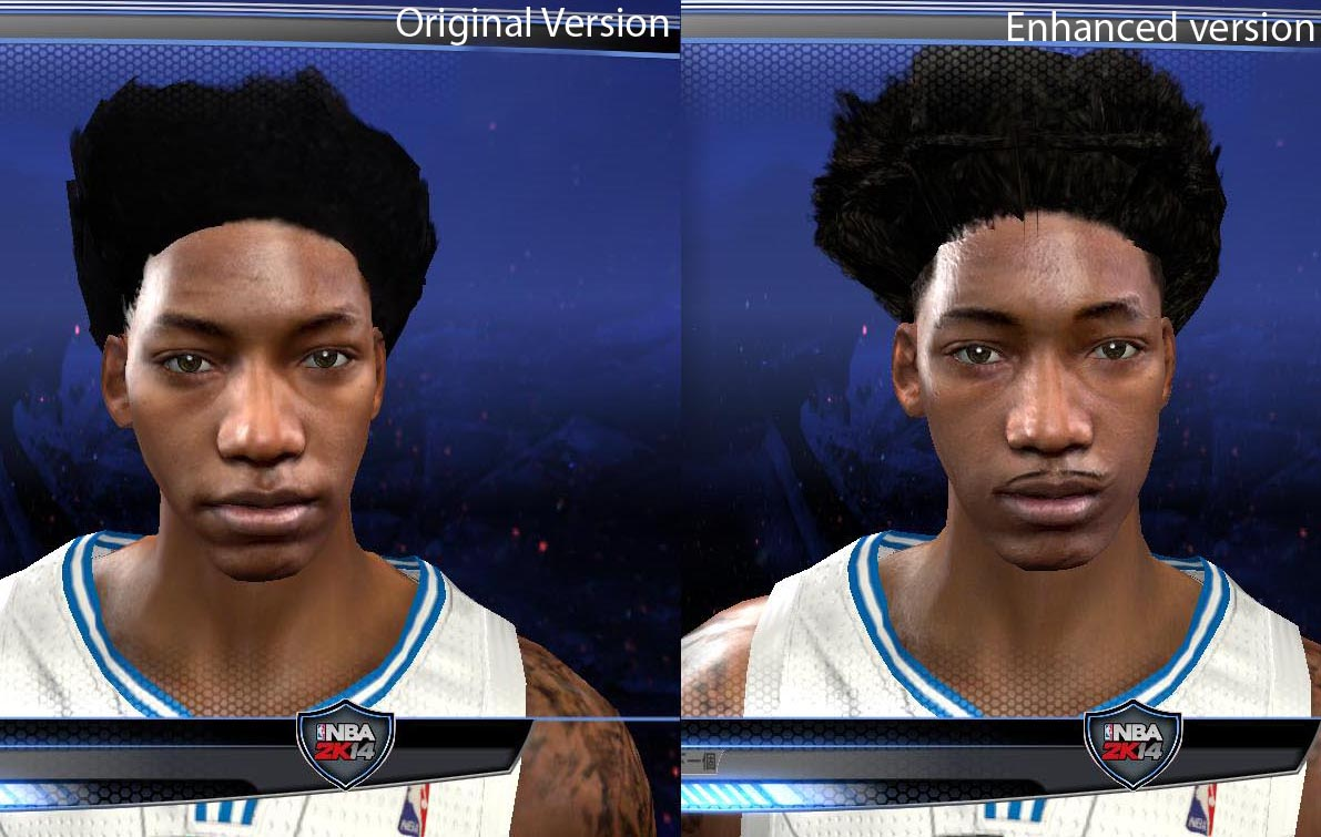 Elfrid Payton Cyberface 'Enhanced Version [FOR 2K14] - NBA ...