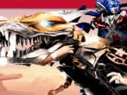 Transformers Games: Dinobot Hunt