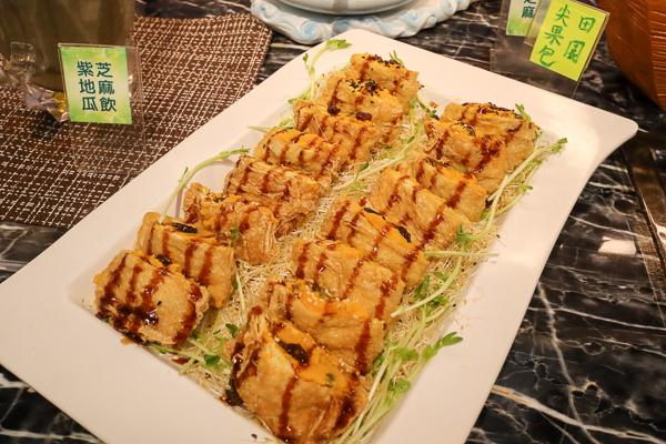 彰化清心緣蔬食坊|素食吃到飽,上百道創意料理,天然養生食材