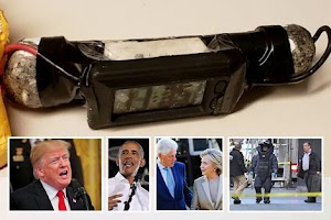 """FBI Unveils Shocking Report On """"Bombs"""" Sent To Obama, Clinton & Others"""